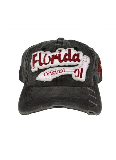 Nbb Florida Erkek Casual Şapka Bordo